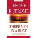 Трое в лодке, не считая собаки (Three Men in a Boat (to Say Nothing of the Dog)