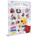 Christmas Sticker Book. Пісні про святого Миколая
