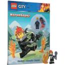 Lego. City. Вогнеборці
