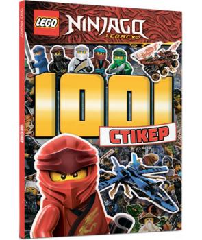 Lego. Ninjago. 1001 стікер