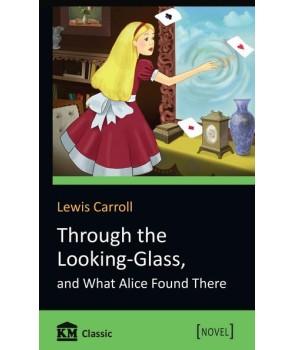 Алиса в Зазеркалье на английском языке