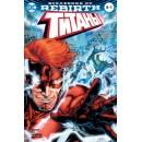 Титаны: Rebirth #1, Титаны. Возвращение Уолли Уеста #1: Беги со всех ног. Красный Колпак и Изгои: Rebirth #1