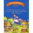 Лучшие народные сказки : книга 1 : Колобок. Колосок. Лиса и журавль. Ёж и заяц. Козёл и баран. Соломенный бычок. Ивасик-Телесик