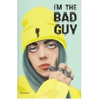 Блокнот Billie Eilish. I'm the bad guy