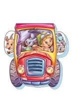 На дорозі: Трактор-трудівник