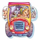 На дорозі: Трактор-трудяга