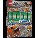 LEGO® Jurassic World Дивовижні динозаври. 1001 стікер