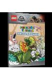 LEGO. Jurassic World Розважайся та малюй. Пригоди динозаврів