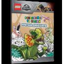 LEGO® Jurassic World Розважайся та малюй. Пригоди динозаврів