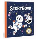 Книга оповідань Storybook by teacher in pink tutu